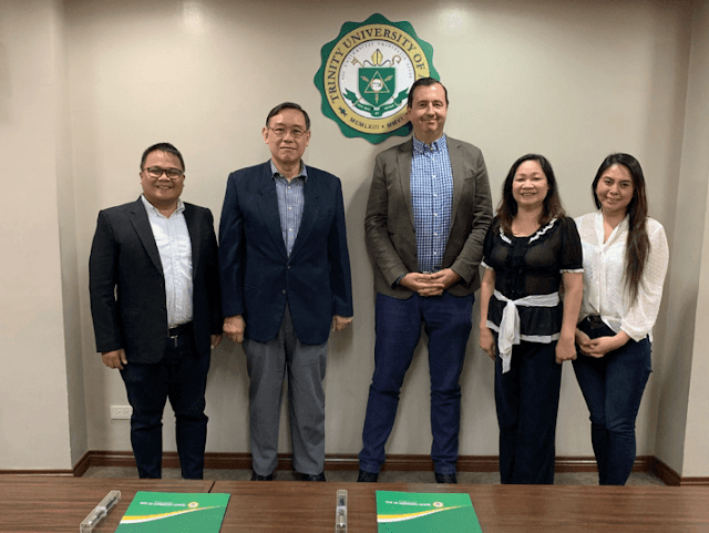 rueProfile.io, forges a partnership with Trinity University of Asia (TUA) to enable students and fresh graduates to authenticate their documents