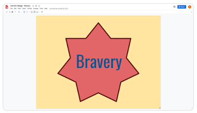 Here Is How to Use Google Drawings to Create Digital Badges