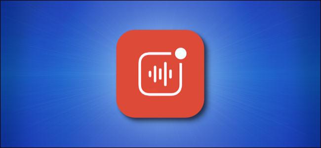 أيقونة تسجيل صوت Apple iPhone