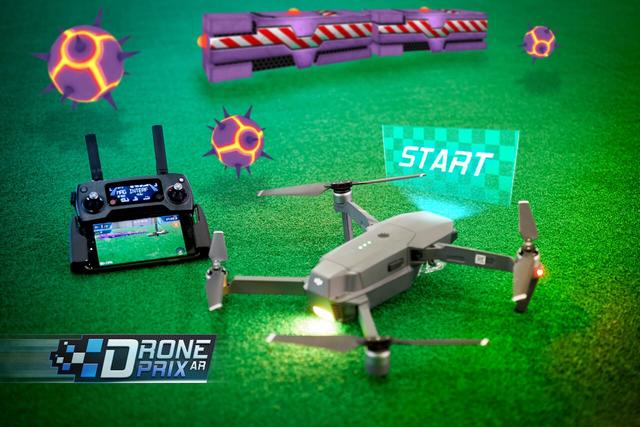 Game Argumented Reality Pertama Dengan Menggunakan Drone Dji Menghibur Atau Tidak?