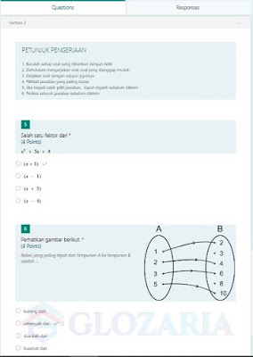 Cara Membuat Kuis Untuk Ulangan Matematika Di Microsoft Forms