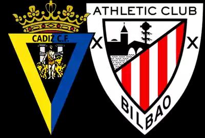 escudos Cádiz y Athletic de Bilbao