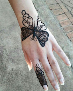 Arabic Mehndi Design Simple And Easy