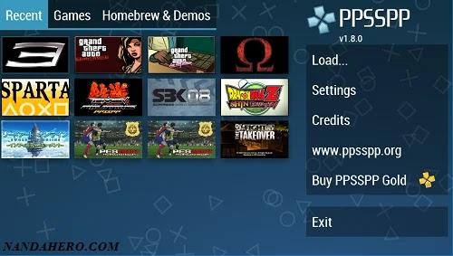 Kumpulan Game PSP Petualangan yang Seru PPSSPP