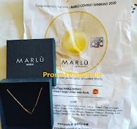 Logo Gioca e vince gratis uno dei gioielli Marlù con il concorso ''Sanremo 2020''