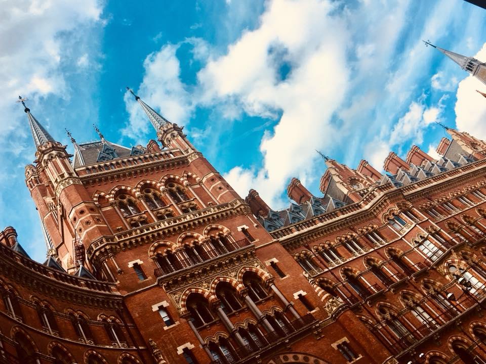 castle hotel in london