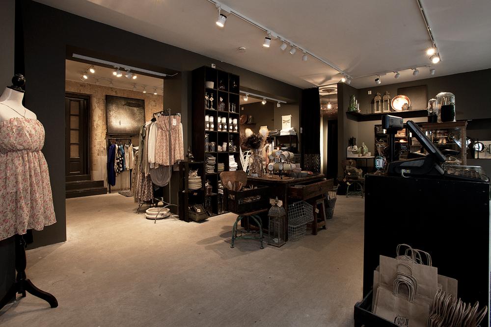 shop design industrial mix home design ideas. Black Bedroom Furniture Sets. Home Design Ideas