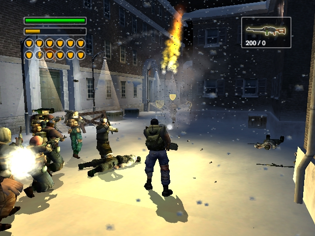 Freedom Fighters Game PC Download Gameplay 1