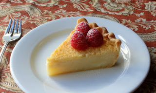 IMG 5044 - Southern-Style Buttermilk Pie