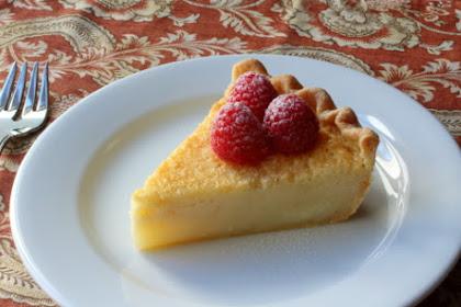 Buttermilk Pie – The Best Pie You've Never Heard Of