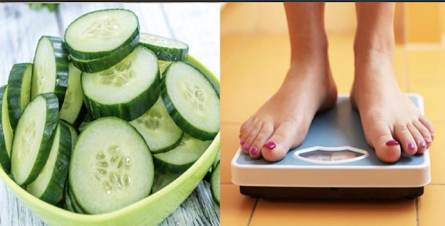 How to Lose Weight With Cucumber Diet In Just 7 days