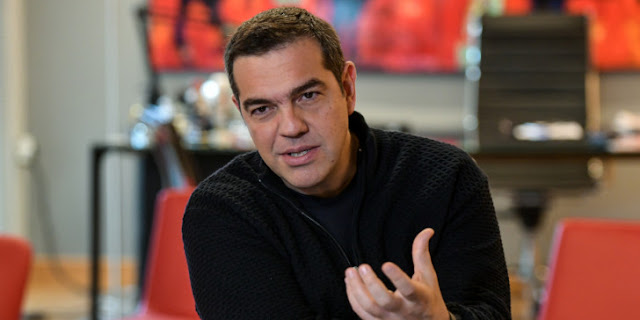 Αλέξης Τσίπρας: Μέλημα της κυβέρνησης Μητσοτάκη δεν είναι ούτε η αριστεία ούτε η αξιοκρατία αλλά η πελατεία των κολεγίων.