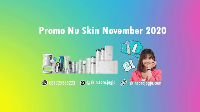 Promo Nu Skin Terbaru November 2020