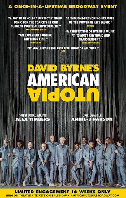 デヴィッド・バーン / American Utopia On Broadway Original Cast Recording