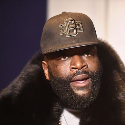 Rick ross ankle monitor