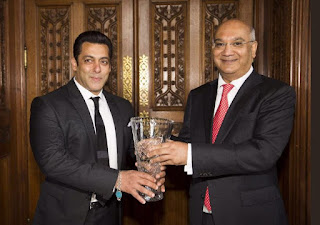 Salman Khan gets Global Diversity Award 2017
