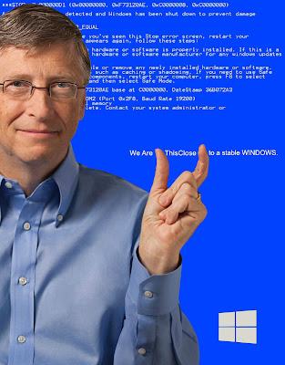 Bill Gates a Game Changer
