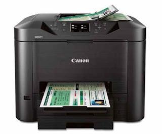 Canon MAXIFY MB5455 driver della stampante scaricare
