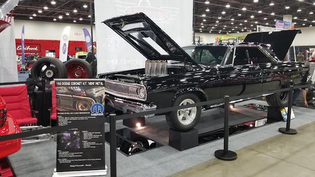 detroit muscle car