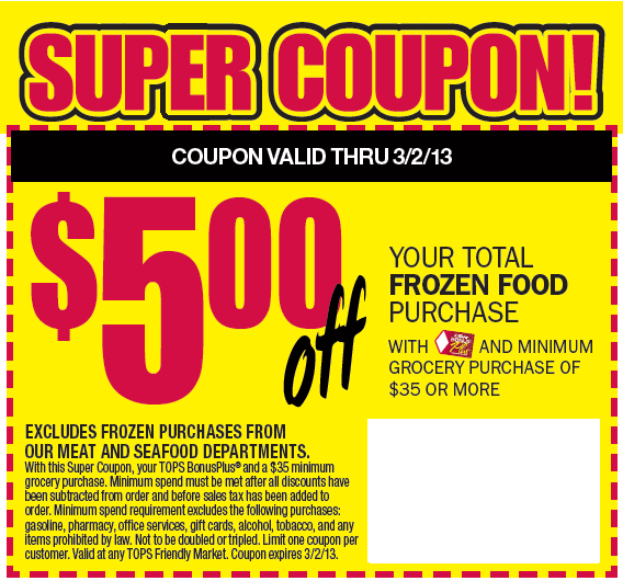 picture relating to 3.00 Off Nivea Printable Coupon referred to as Extraordinary Couponing Mommy: $5.00 OFF $35.00 Frozen Meals