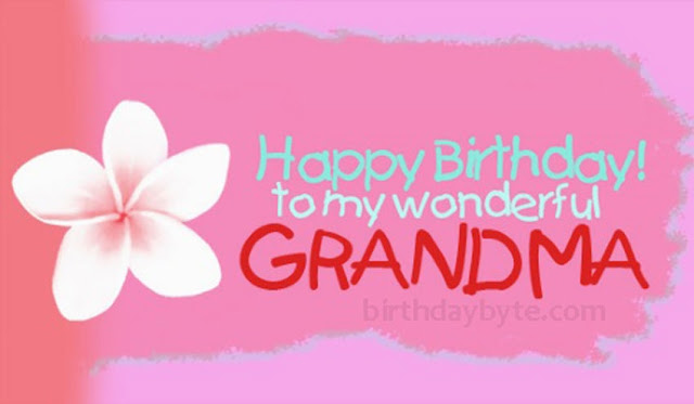 Short Birthday Wishes for Grandmother