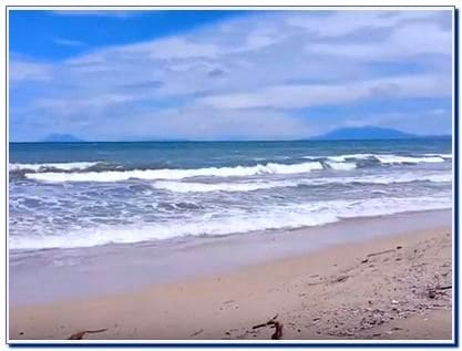 Pantai Sambolo 2 serang banten