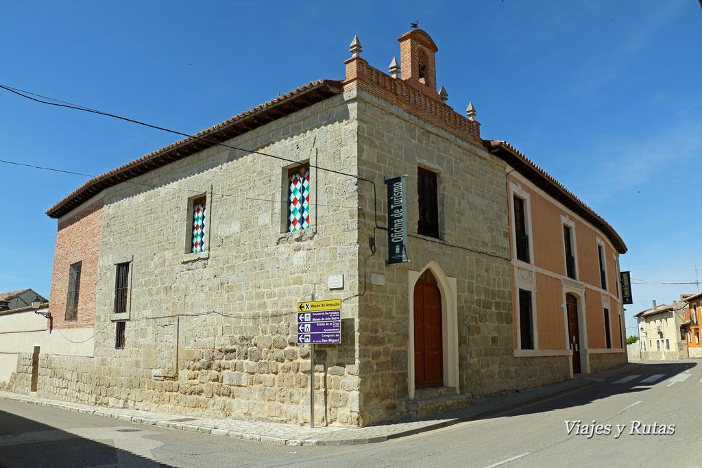 Antiguo hospital de Santa Maria de la Clemencia, Ampudia