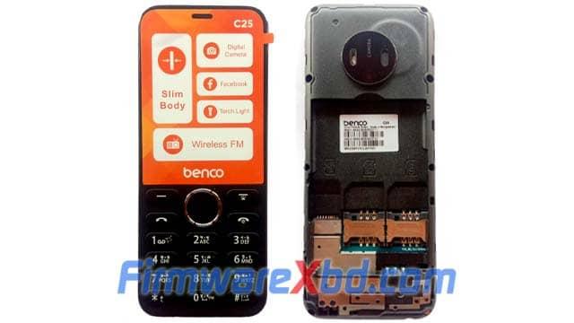 Benco C25 Flash File Download