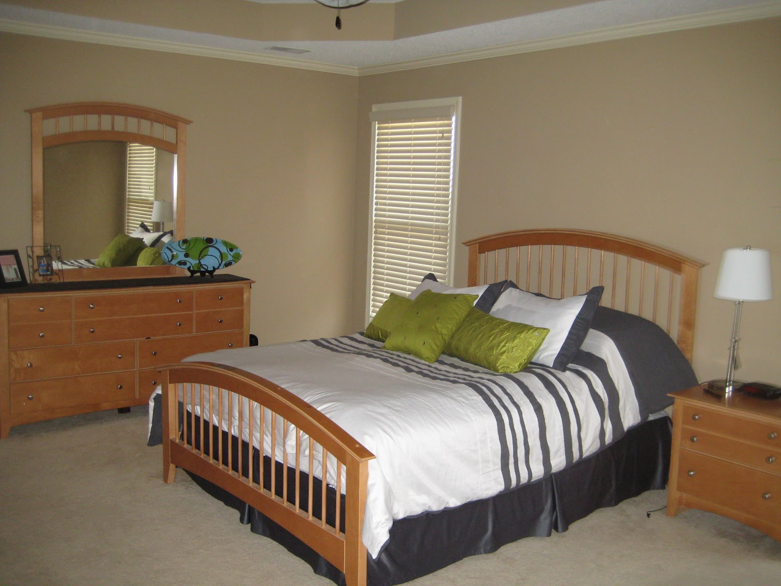 Painted Dreams Of Life, Family & Home: Master Bedroom