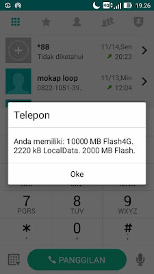 Cara Mendaftarkan Paket Internet Simpati 12GB Hanya 70ribu