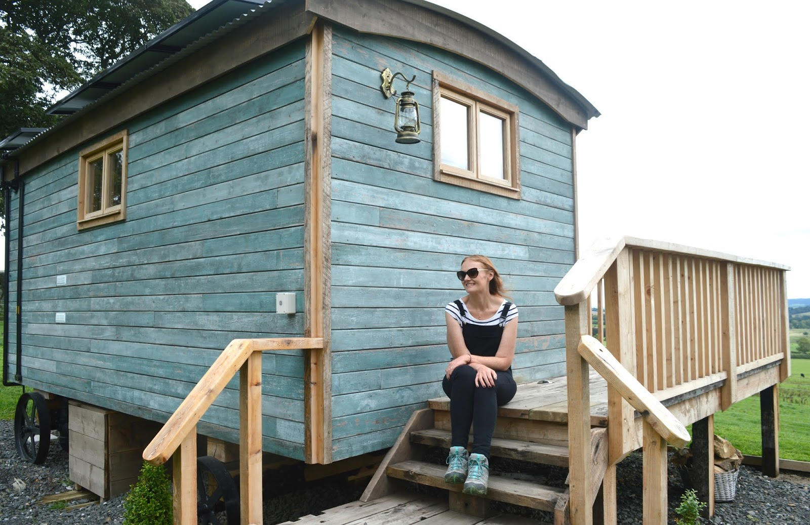 Huts in the Hills, Northumberland - Luxury Glamping in the Cheviots
