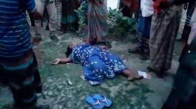 সাতক্ষীরা'র তালায় প্রতিবন্ধী নারীকে বেদম প্রহারের অভিযোগ
