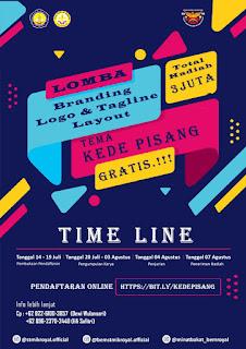 Lomba Branding Logo & Tagline Layout (Bidang Minat Bakat BEM)