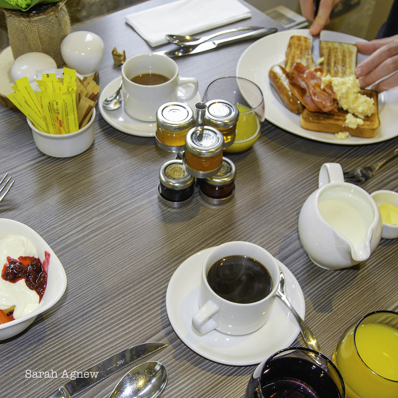 A Summer Stay at the Mercure Burford Bridge in Surrey