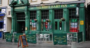 Os famosos pubs. A