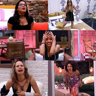 """""""Big Brother Brasil"""" repete a fórmula do Paredão Falso; relembre os anteriores"""