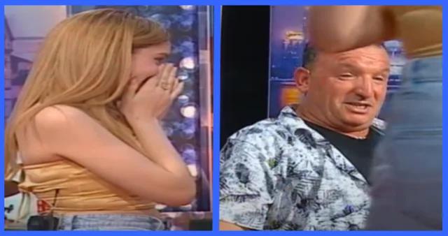 بالفيديو معجبة بالفنان تليلي القفصي تطلب الزواج منه في المباشر !