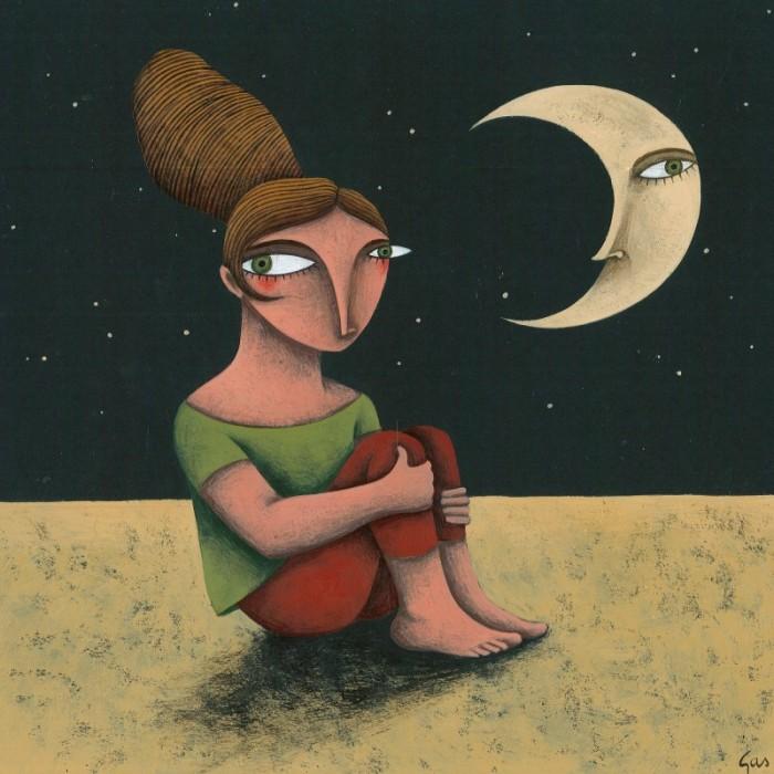Мир грез и мечтаний. Gemma Aguasca Sole