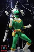 Power Rangers Lightning Collection Zeo Green Ranger 62