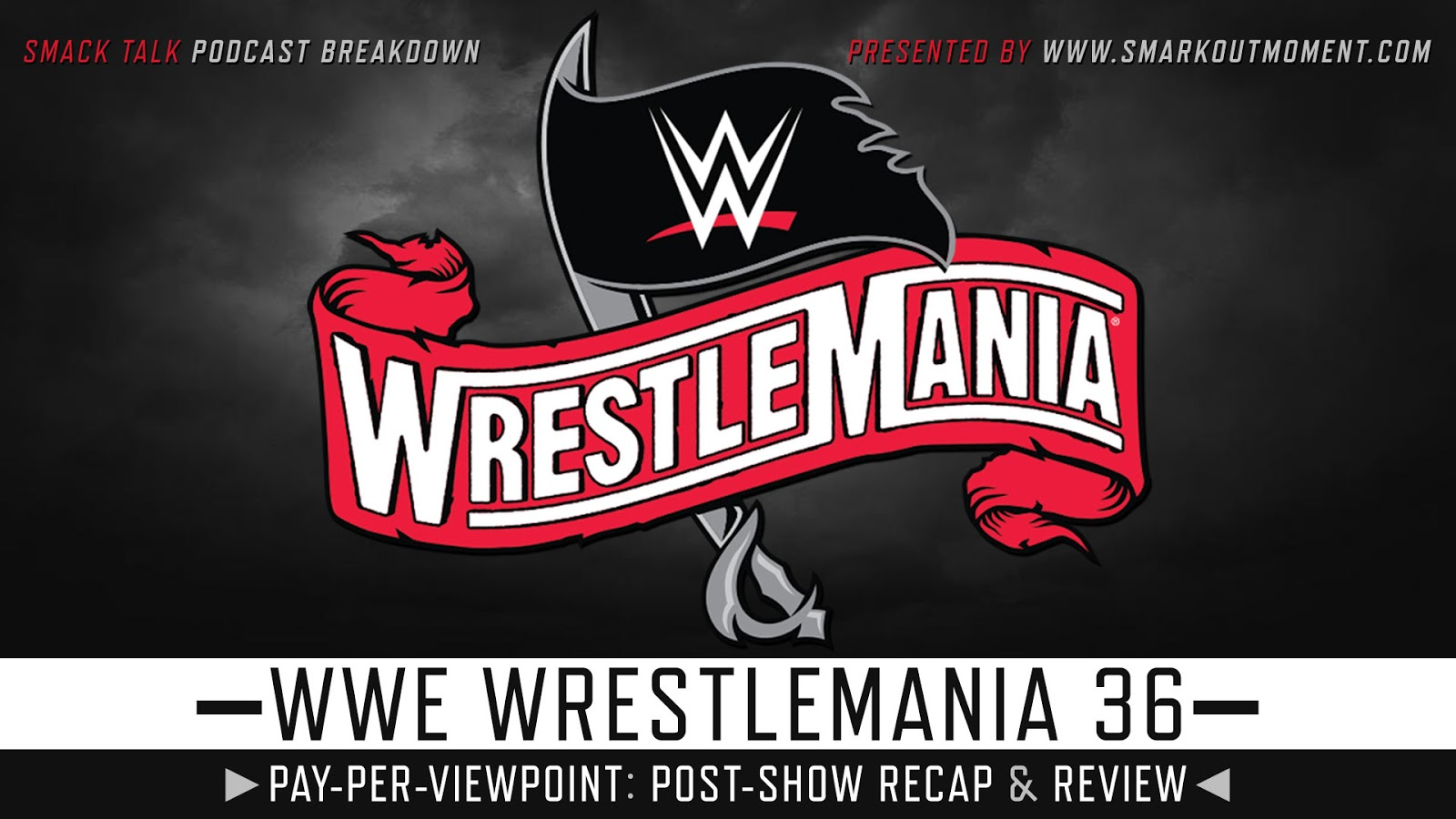WWE WrestleMania 36 Recap and Review Podcast