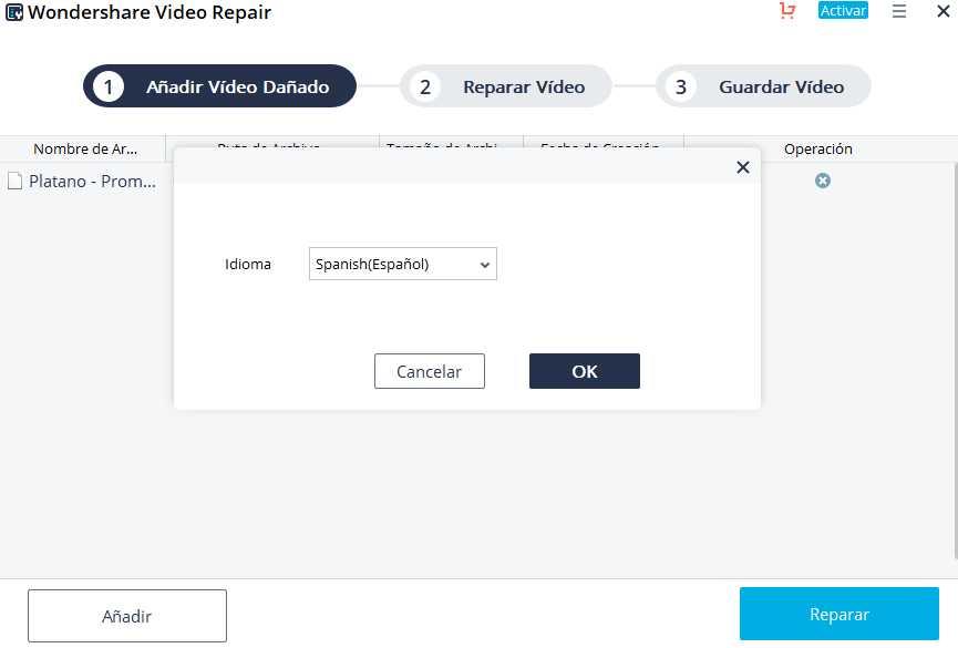 Wondershare Recoverit Video Repair 1.1.0.13 poster box cover