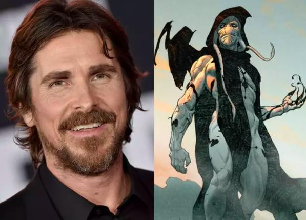 Christian Bale God Butcher