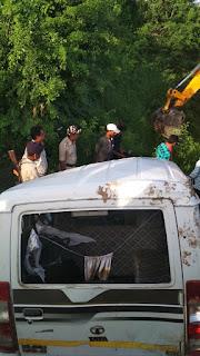 jaynagar-dsp-safe-in-accident