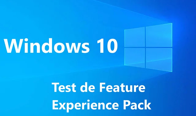 Microsoft commence à tester les mises à jour de Windows Feature Experience Pack avec Windows Insiders