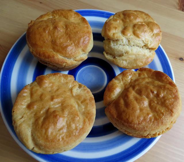 Small Batch No Yeast Dinner Rolls