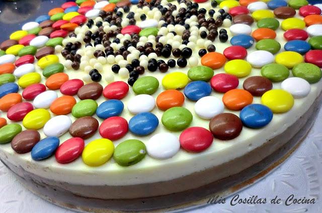 tarta-chocolates
