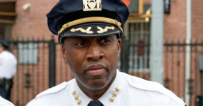 Rodney Harris, first Black NYPD Chief of Detectives