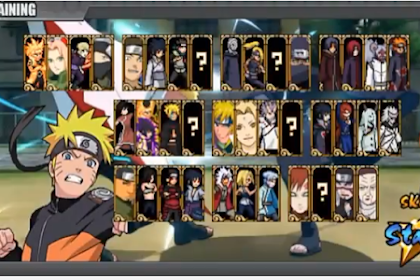 Naruto Senki Fighter Mod v1.0 (Mod All Character 75MB) Update Terbaru 2017