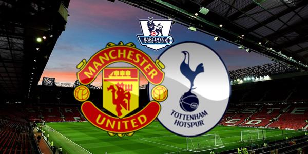 Prediksi Manchester United vs Tottenham Hotspur - Sabtu 28 Oktober 2017