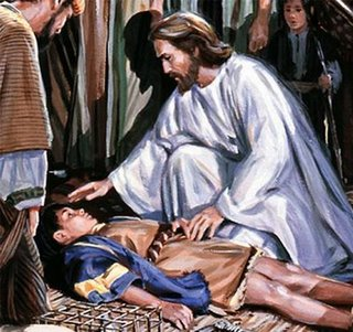 Powerful prayer to Jesus for the healing of a sick person